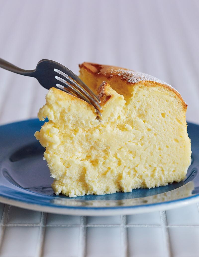 チーズ ケーキ レシピ スフレ