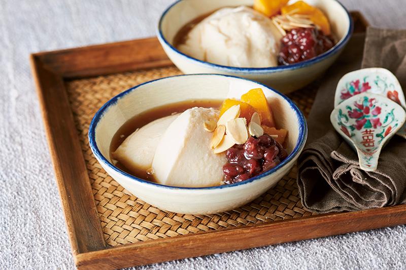 スイーツ レシピ 豆腐