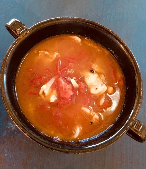 井上荒野さんのトマトスープ