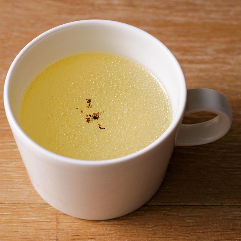 ボーンブロス シンプルにスープとして