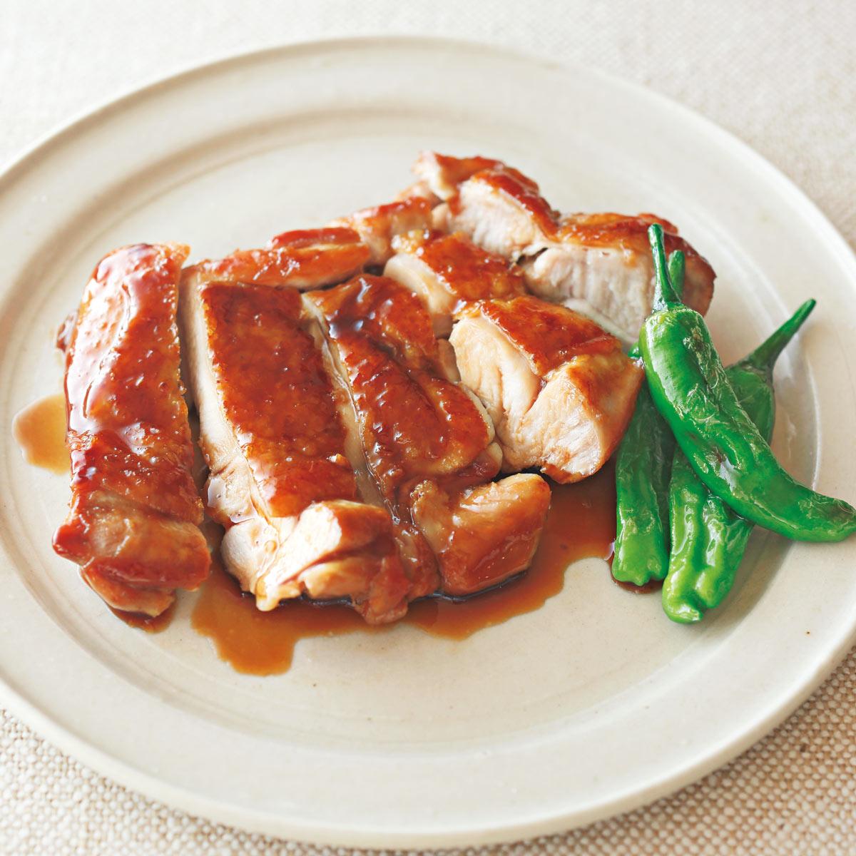 鶏の照り焼き(照り焼きチキン)
