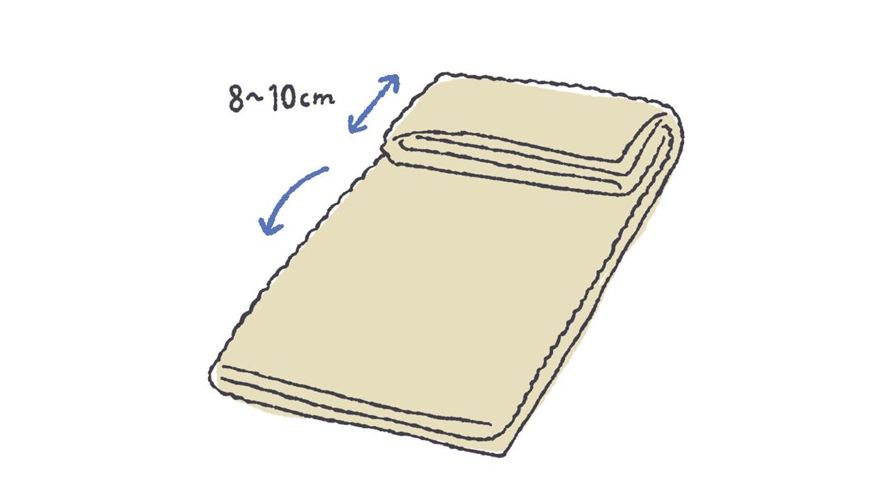 マイベスト枕の作り方1