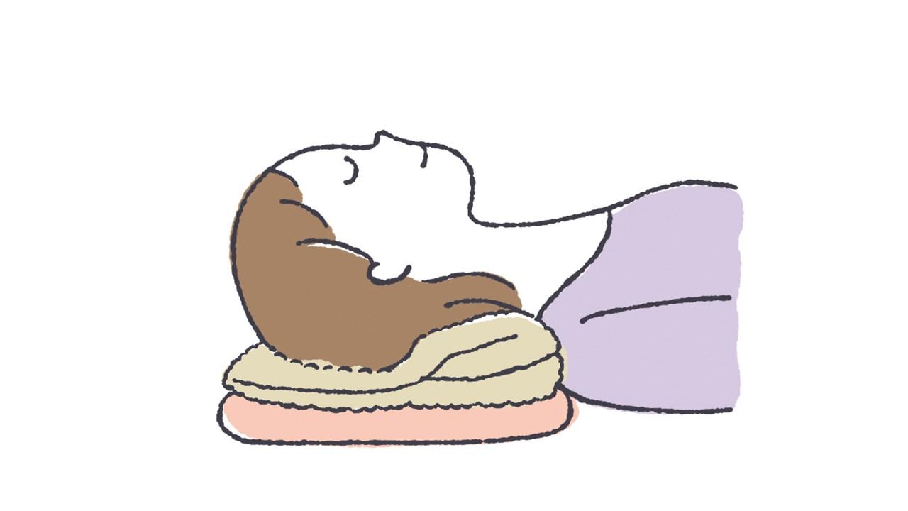 マイベスト枕の作り方3