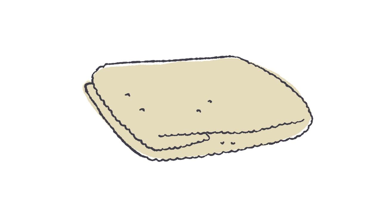 マイベスト枕の作り方2