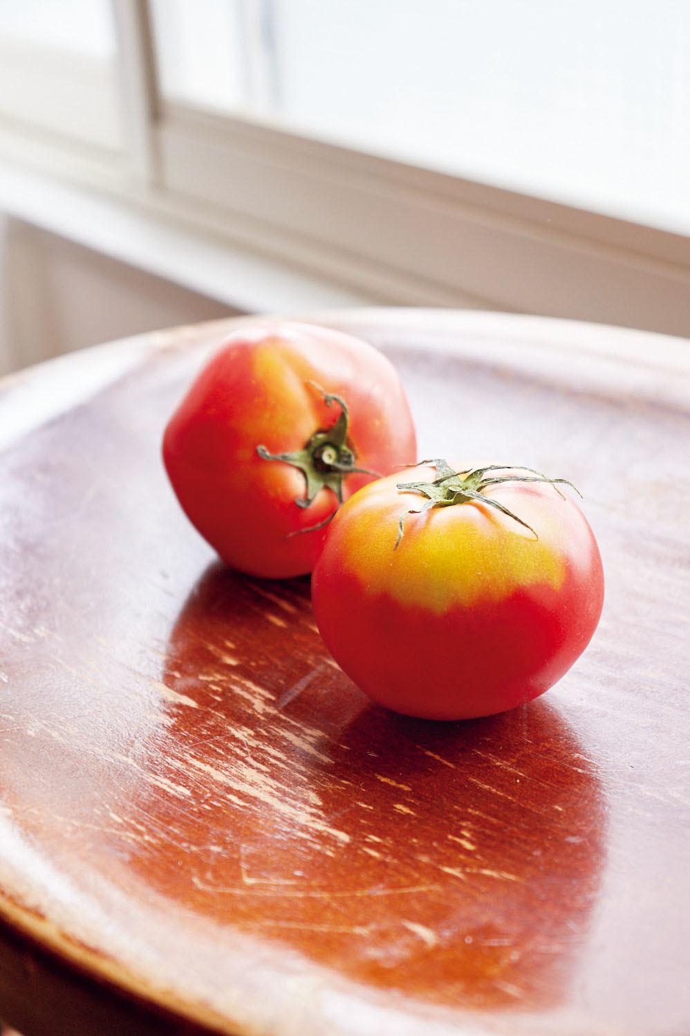 トマトを追熟させる方法